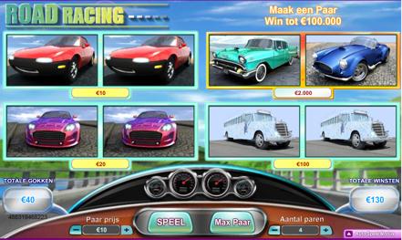 Road Racing kraslot