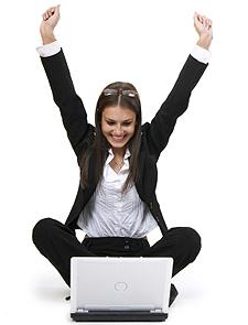 Vrouw-met-laptop