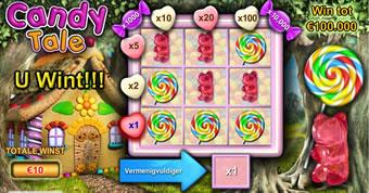 Candy Tale kraslot