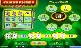 Casino Riches kraslot