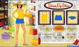 Dress up diva spel