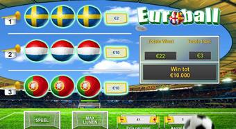 Euroball kraslot