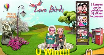 Love birds kraslot