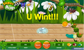 Super Bugs spel