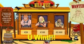 Wild West spel