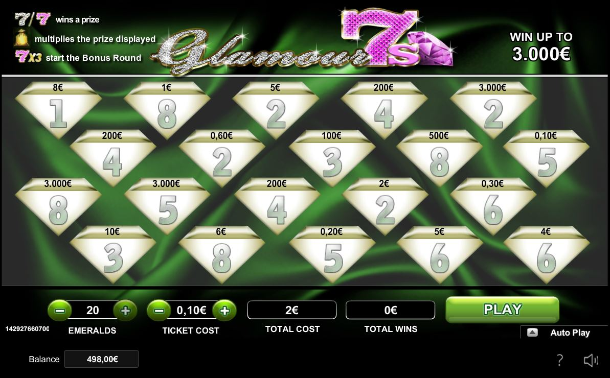 Hopa Glamour 7s